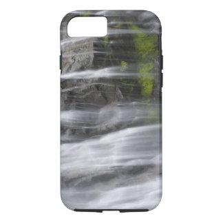 Coque iPhone 8/7 Les Etats-Unis, WA, le mont Rainier NP, automnes