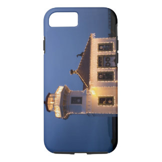 Coque iPhone 8/7 Les Etats-Unis, Washington, Mukilteo. Phare de