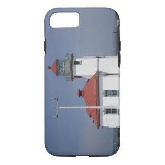 Coque iPhone 8/7 Les Etats-Unis, Washington, Seattle, phare de