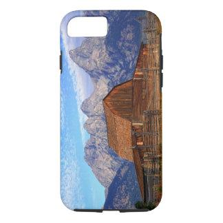Coque iPhone 8/7 Les Etats-Unis, Wyoming, parc national grand de