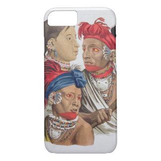 Coque iPhone 8/7 Les gens de la nation d'Osagi, de 'Le Costume