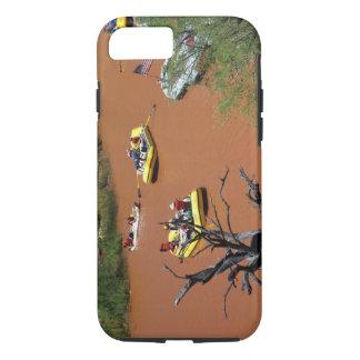 Coque iPhone 8/7 Les radeaux actionnés par aviron se transforment