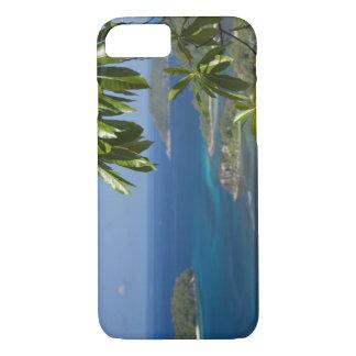 Coque iPhone 8/7 Les Seychelles, île de Mahe. Côte occidentale de