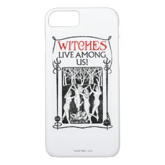 Coque iPhone 8/7 Les sorcières vivent parmi nous