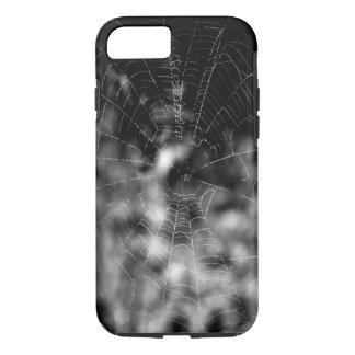Coque iPhone 8/7 Les toiles d'araignée font des formes