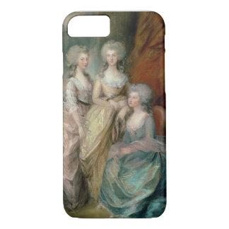 Coque iPhone 8/7 Les trois filles les plus âgées de George III :