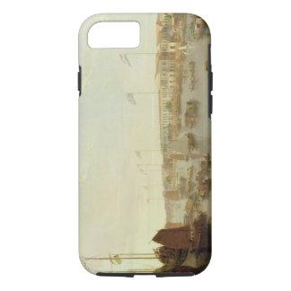 Coque iPhone 8/7 Les usines européennes, canton, 1806 (huile sur le