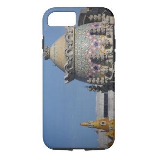 Coque iPhone 8/7 L'Espagne, Catalogne, Barcelone. Dessus de toit de