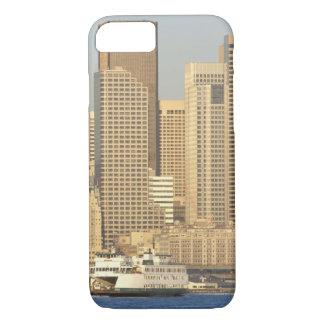 Coque iPhone 8/7 L'état de Washington de l'Amérique du Nord,