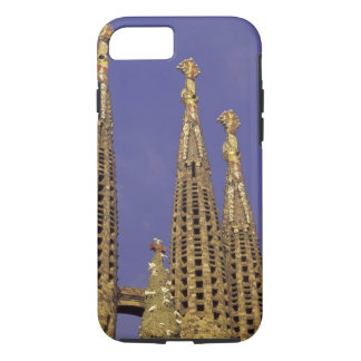 Coque iPhone 8/7 L'Europe, Espagne, Barcelone Sagrada Familia