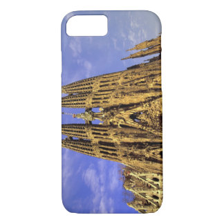Coque iPhone 8/7 L'Europe, Espagne, Barcelone, Sagrada Familia