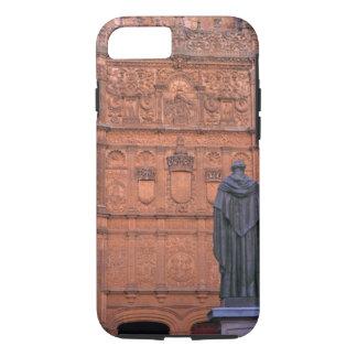 Coque iPhone 8/7 L'Europe, Espagne, Salamanque. Manteau-de-bras et
