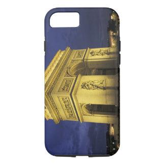 Coque iPhone 8/7 L'Europe, France, Paris. Arc de Triomphe