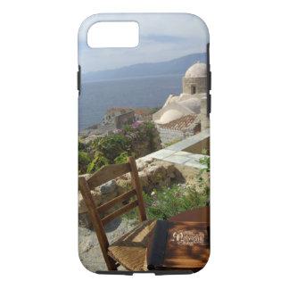 Coque iPhone 8/7 L'Europe, Grèce, Péloponnèse, Monemvasia