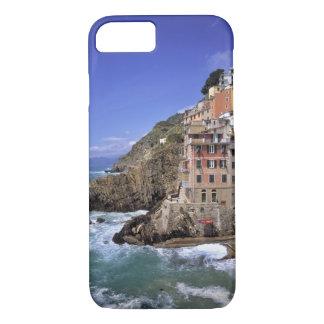 Coque iPhone 8/7 L'Europe, Italie, Riomaggiore. Riomaggiore est
