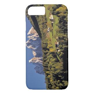 Coque iPhone 8/7 L'Europe, Italie, San Pietro. Le groupe d'Odle