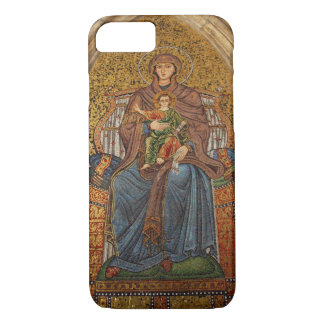 Coque iPhone 8/7 L'Europe, Italie, Sicile, Taormina. Madonna et
