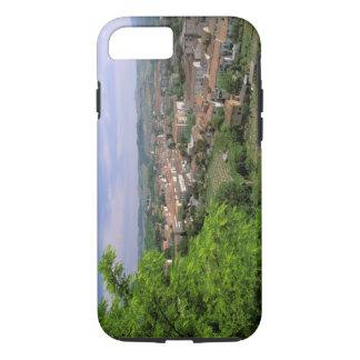 Coque iPhone 8/7 L'Europe, Italie, Toscane, Certaldo. Colline