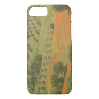 Coque iPhone 8/7 L'Europe, Italie, Toscane, Val D'Orcia, Monte