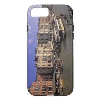 Coque iPhone 8/7 L'Europe, Italie, Venise, le trafic de bateau par