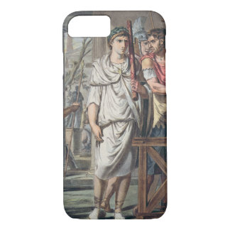 Coque iPhone 8/7 Lictors et soldats de la suite de Titus, Co