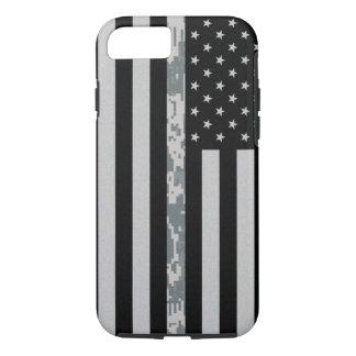 Coque iPhone 8/7 Ligne mince cas de Digi Camo d'armée de l'iPhone 7