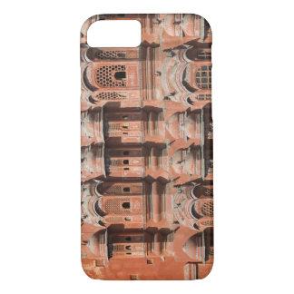 Coque iPhone 8/7 L'INDE, Ràjasthàn, Jaipur : Hawa Mahal (palais de