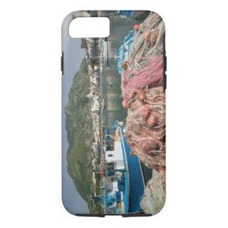 Coque iPhone 8/7 L'ITALIE, Campanie, (baie de Naples), ISCHIONS,