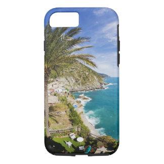 Coque iPhone 8/7 L'Italie, Cinque Terre, Vernazza, ville de