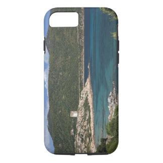 Coque iPhone 8/7 L'Italie, Sardaigne, Teulada. Tour espagnole