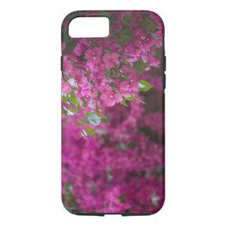 Coque iPhone 8/7 L'Italie, Sicile, Cefalu, cour fleurie par