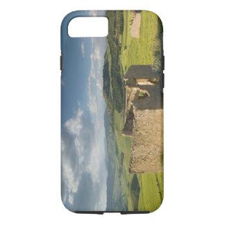 Coque iPhone 8/7 L'Italie, Sicile, Enna, Pergusa, vieille ferme