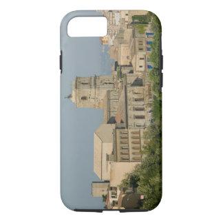 Coque iPhone 8/7 L'Italie, Sicile, Enna, vue de ville des Di 2 de