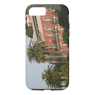 Coque iPhone 8/7 L'ITALIE, Sicile, TAORMINA : Hôtel Schuler