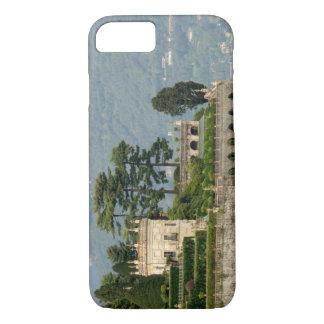 Coque iPhone 8/7 L'Italie, Stresa, lac Maggiore, Isola Bella 2