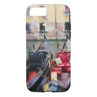Coque iPhone 8/7 L'Italie, Venise, centre sélectif de gondole dans