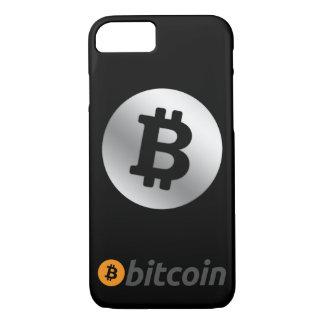 Coque iPhone 8/7 Logo de Bitcoin