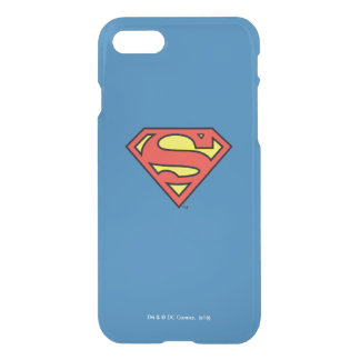 Coque iPhone 8/7 Logo du S-Bouclier | Superman de Superman