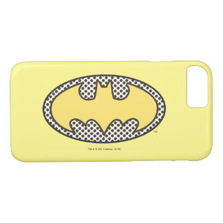 Coque iPhone 8/7 Logo du symbole | Showtime de Batman