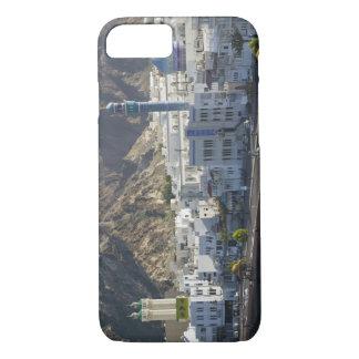 Coque iPhone 8/7 L'Oman, Muscat, Mutrah. Bâtiments le long de