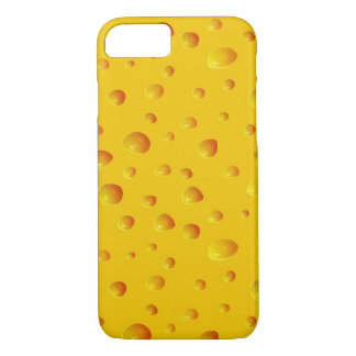 Coque iPhone 8/7 L'OMS A COUPÉ LE FROMAGE ! ~v.2~