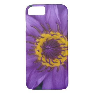 Coque iPhone 8/7 Lotus de la Thaïlande, de Bangkok, pourpre et
