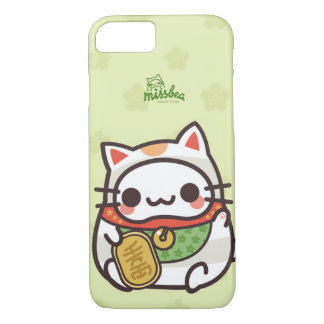 Coque iPhone 8/7 Lucky bae cat