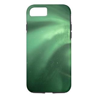 Coque iPhone 8/7 Lumières du nord, borealis de l'aurore, au-dessus