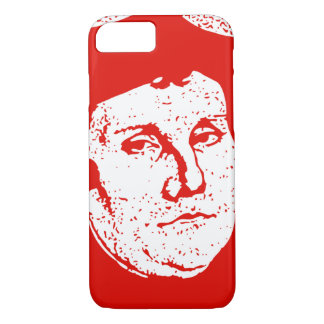 Coque iPhone 8/7 Luther rouge