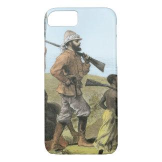 Coque iPhone 8/7 M. Henry Morton Stanley (1841-1904) L de approche