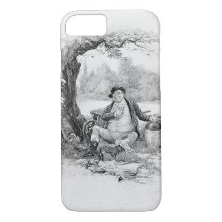 Coque iPhone 8/7 M. Pickwick, de 'Charles Dickens : Un bavardage
