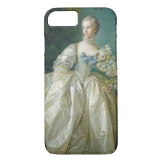 Coque iPhone 8/7 Madame Bergeret, C. 1766 (huile sur la toile)