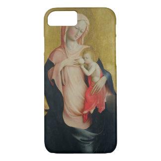 Coque iPhone 8/7 Madonna de l'humilité, c.1410 (tempera sur le