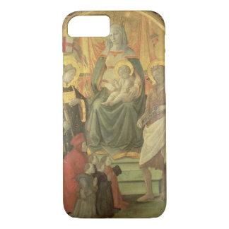 Coque iPhone 8/7 Madonna del Ceppo, 1453 (et détail 62016)